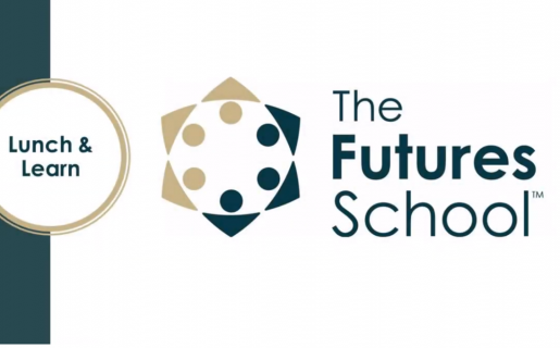 TFS lunch and learn logo