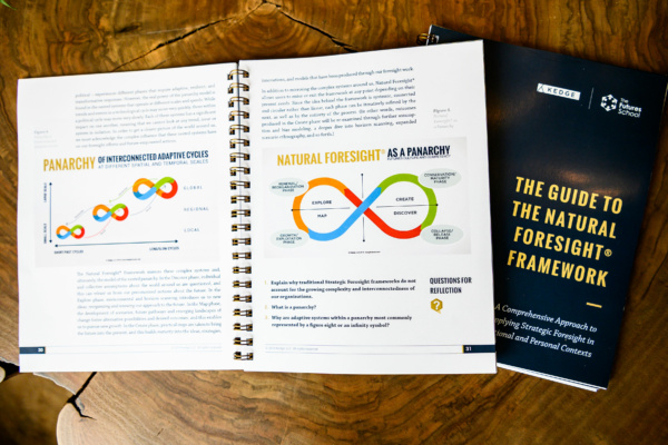 The Guide to the Natural Foresight Framework is The Futures School's Bod of Competency and Knowledge
